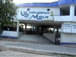 Hotel Los Toboganes Melgar